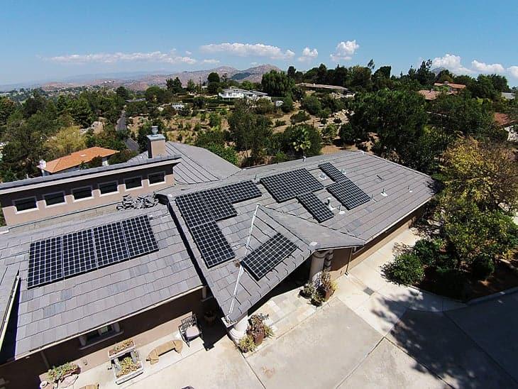 solar company in Orange County CA home Installation