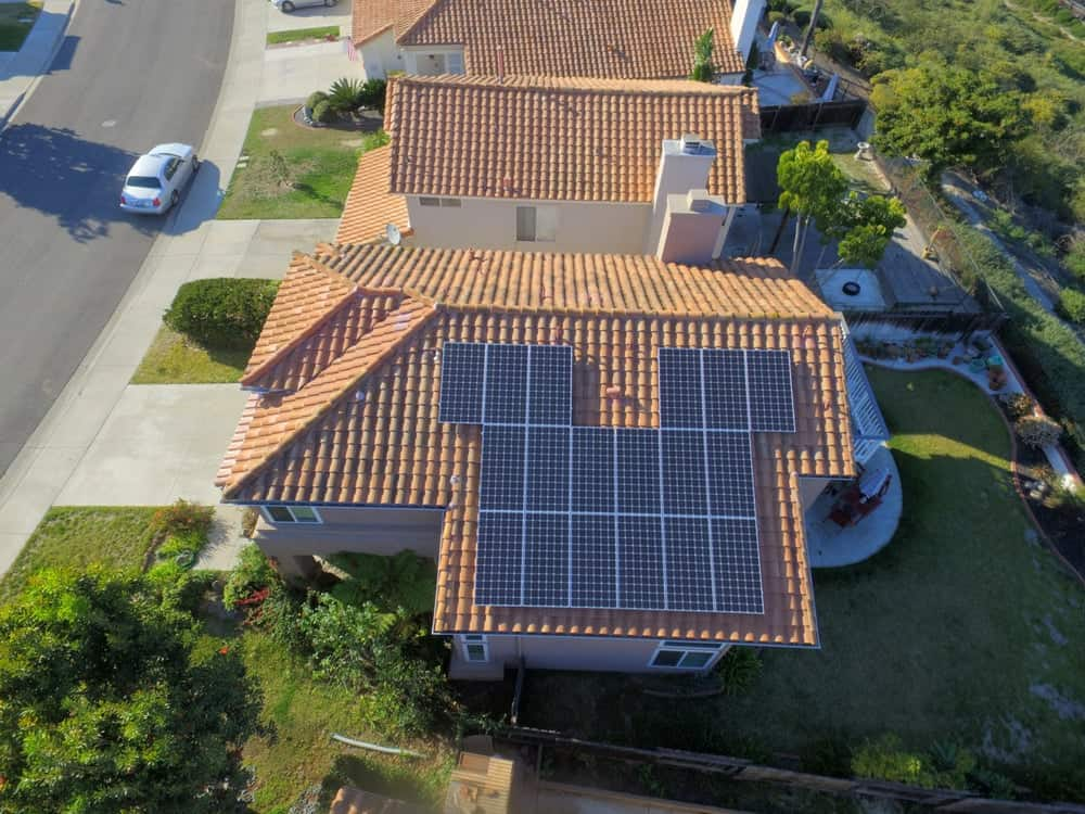 Residential Solar in San Diego, CA Job