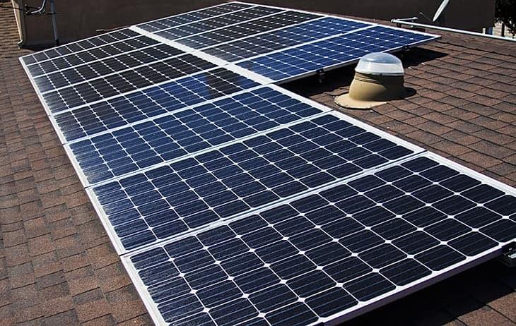 Carlsbad Solar Energy Company in San Diego, CA